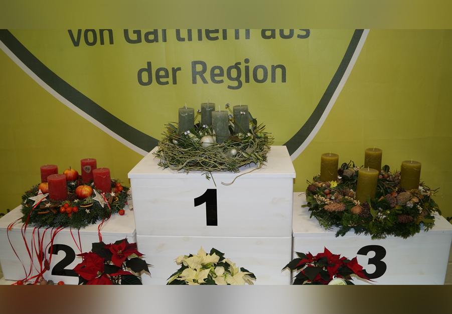 Adventskranzwettbewerb 3