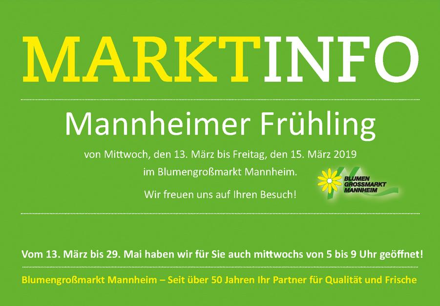 Mannheimer Frühling