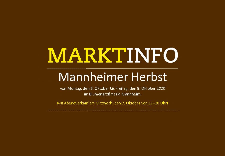 Mannheimer Herbst